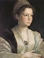 Niccolò dell' Abbate - Bildnis einer Dame.jpg