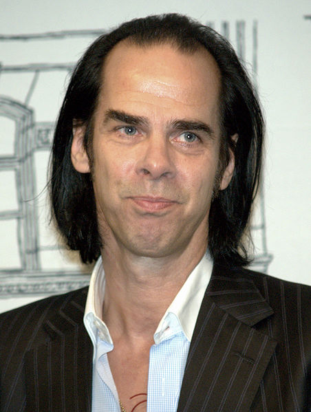 ファイル:Nick Cave in New York City 2009 portrait by DS.jpg