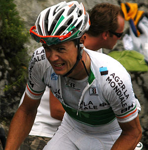 Nicolas Roche - Roche at the 2009 Tour de France