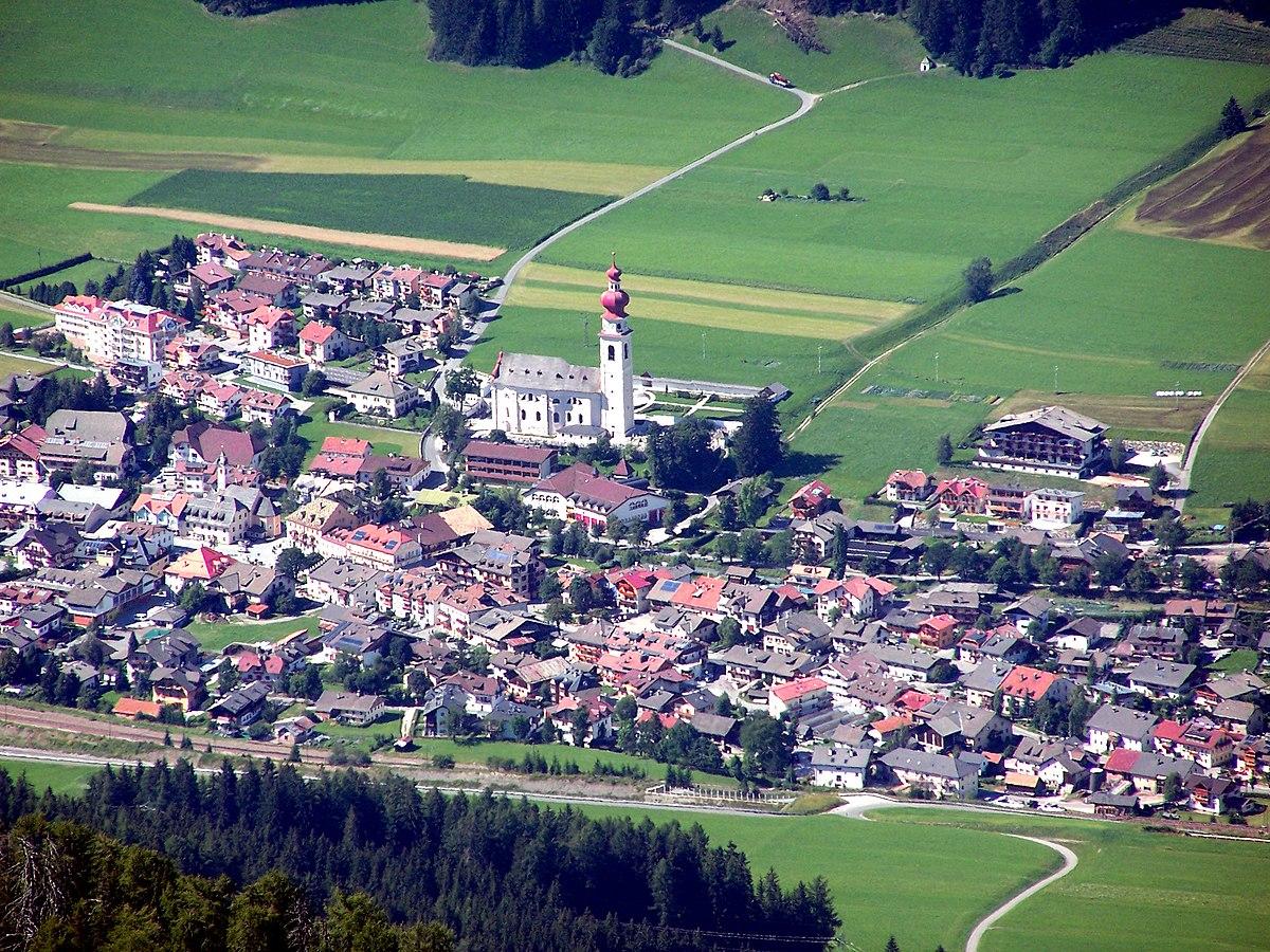 niederdorf  south tyrol