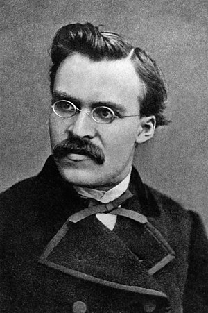 The Sixth Extinction II: Amor Fati - Image: Nietzsche 187c