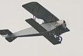 Nieuport 12 FlyBy 01 ThruDirtyWindow Dawn Patrol NMUSAF 26Sept09 (14576882356).jpg