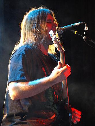 Star One (band) - Image: Nightingale Nosturi 20032008 Dan Swanö 02