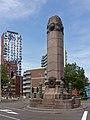Nijmegen, het Quackmonument van Willem Bijlard op het Quackplein foto3 2016-06-08 12.53.jpg