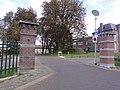Nijmegen Rijksmonument 522969 Limoskazerne poort tussen Krayenhoff- en Snijderskazerne.JPG
