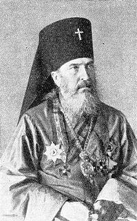 Russian Orthodox priest