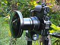 Nikon COOLPIX P7000 + UR-E22 + (Joint working) Step down ring 52mm-46mm + FC-E9 Fisheye lens.jpg