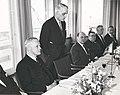 Nils Holmström tar över som VD efter Gösta Lundeqvist vid Kockums år 1958 14969 37.jpg