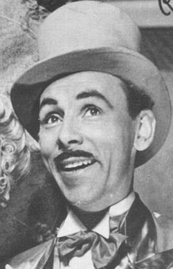 Nils Poppe 1942