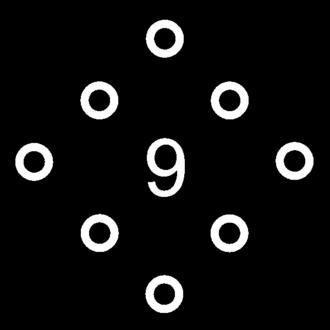 Nine Circles - Image: Nine Circles Logo