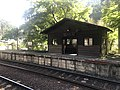 Ninose station waiting room 20200523.jpg