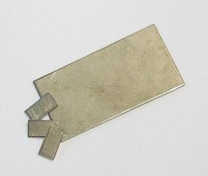 electronique niobium