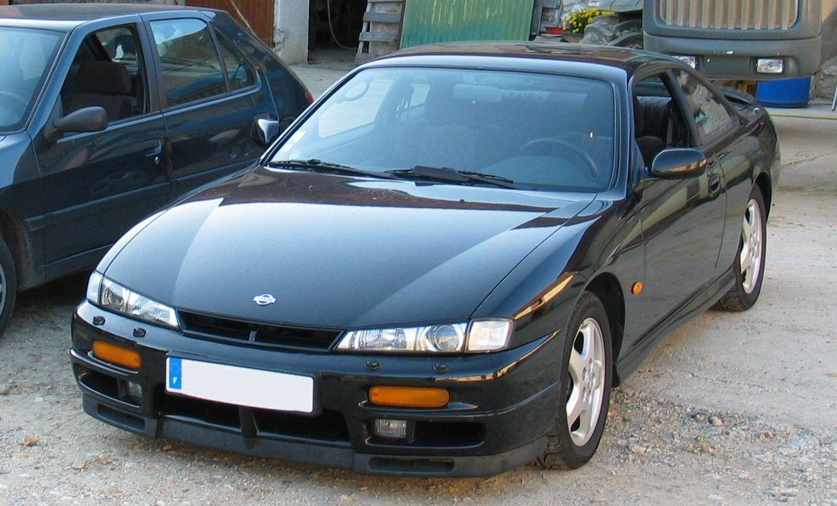 Nissan 200SX – Wikipedia, wolna encyklopedia