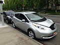 Nissan Leaf Charging.JPG