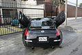 Nissan z (Black) Lima, Peru 006.jpg