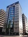 Nisshin OilliO Group headquarters, at Shinkawa, Chuo, Tokyo (2019-01-02) 02.jpg