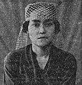 Nji R Hadji Djoelaeha, His Master's Voice Advertisement, Surabaya (c 1930s).jpg