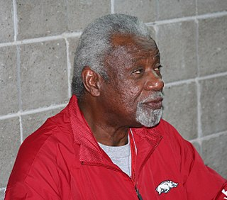 Nolan Richardson American college basketball coach, professional basketball coach