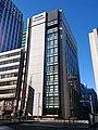 Nomura Asset Management headquarters, at Nihonbashi, Chuo, Tokyo (2019-01-02).jpg