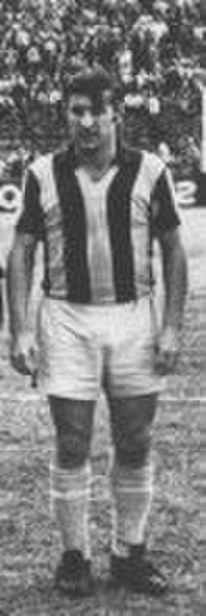 Norberto Raffo - Raffo at Atlanta in 1969