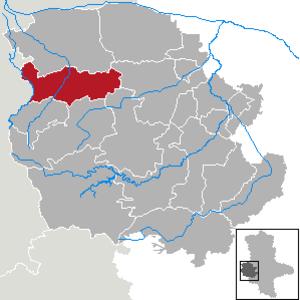 Nordharz - Image: Nordharz in HZ