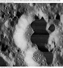 嘉当陨石坑