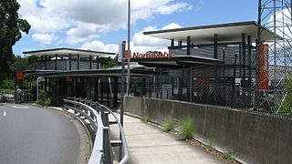 Normanby busway station