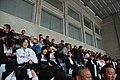 North Korea-Pyongyang-Kim Il-Sung Stadium-Football game with Turkmenistan-03.jpg