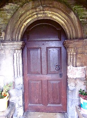 Romanesque Revival architecture in the United Kingdom - North Scarle, Lincolnshire
