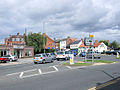 Northallerton - Roundabout at High Street (southern end) - geograph.org.uk - 507589.jpg