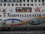 Norwegian Star Name Tallinn 10 May 2013.JPG