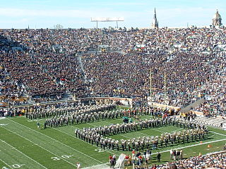 C.J. Prosise Notre Dame Fighting Irish Football Jersey Navy Stripe