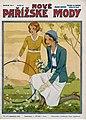 Nové pařížské módy roč.42, 1930, obálka.jpg