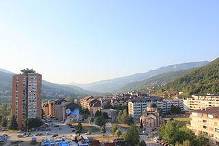 Priboj Town and municipality in Šumadija and Western Serbia, Serbia