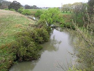Nowendoc River - Nowendoc River, 2011