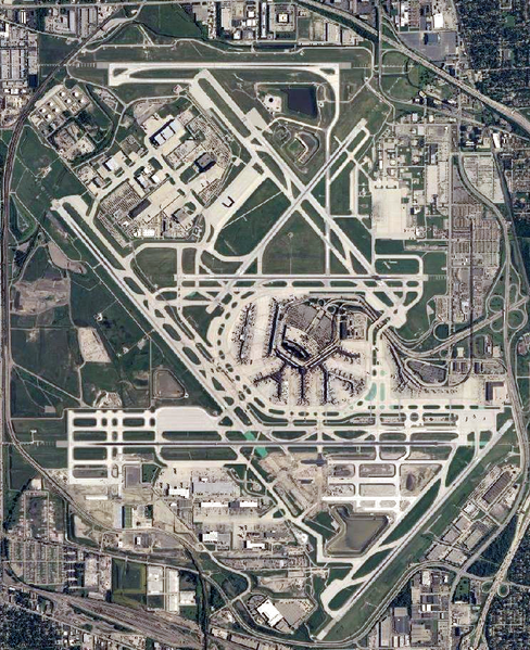 Fitxategi:O'Hare International Airport (USGS).png