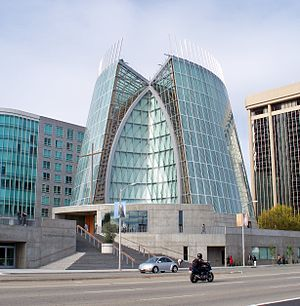 Cathedral of Christ the Light (Oakland, California) - Image: Oak Cathdrl 1