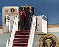 Obama heads to Selma for 50th anniversary speech 150307-F-WU507-022.jpg