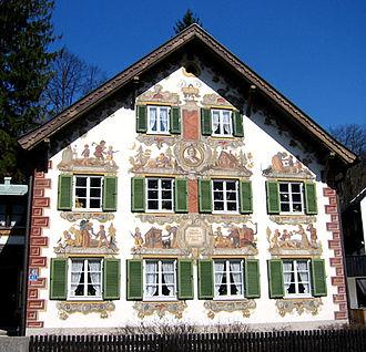 Oberammergau - Image: Oberammergau 1
