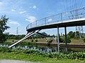 Oberhausen - Geh- und Radwegbrücke über den Rhein-Herne-Kanal im Emscher-Landschaftspark - panoramio (1).jpg