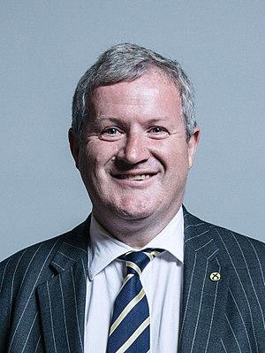 Ian Blackford - Official Parliamentary Photo, 2017