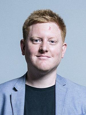 Jared O'Mara - Official Parliamentary portrait, June 2017