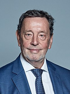 David Blunkett British politician
