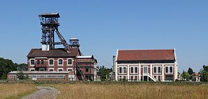 Oignies - The coal mines