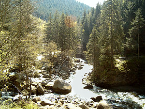 Oker - The Oker Valley (Okertal)