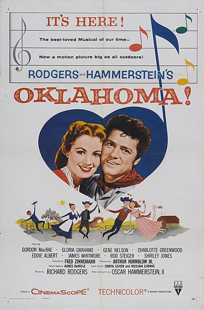 Picture of a movie: Oklahoma!