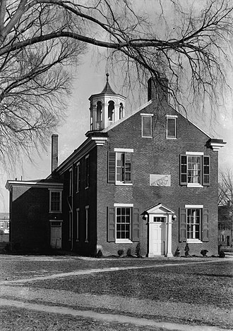 New Castle, Delaware - The Old Arsenal