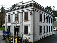 old Clatsop County Jail