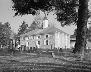 Old Stone Church (Lewisburg, West Virginia) United States historic place