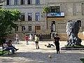 Old Town Street Scene - Baku - Azerbaijan - 04 (17713511608).jpg